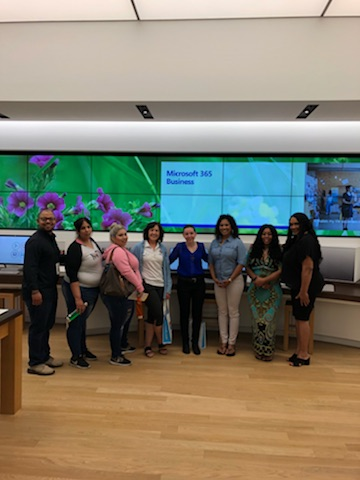 Microsoft DigiGirlz Event!